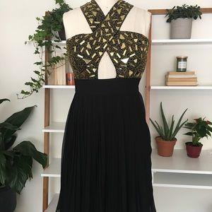 ASOS Petite Sequin Dress